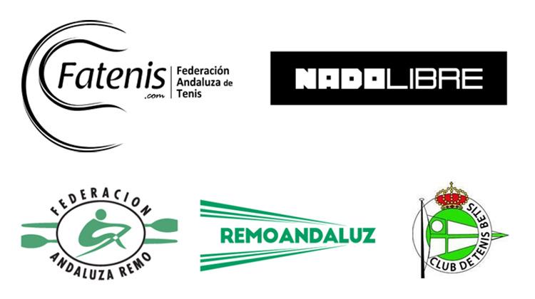 Logos entidades colaboradoras con 4PRO protocolo de protección de menores en el deporte